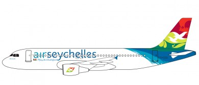 Air Seychelles A320-200ceo