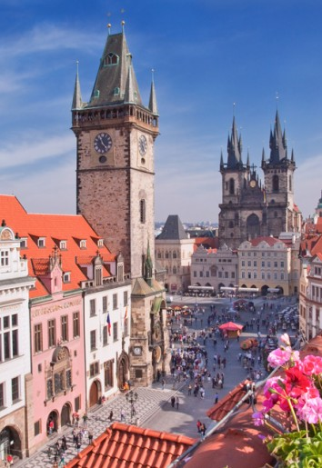 Flights to Prague