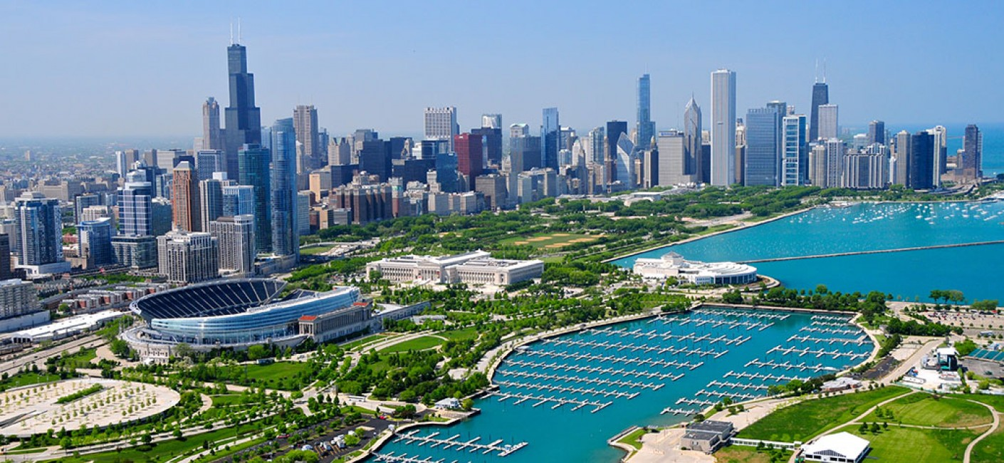 Flights to Chicago with Air Seychelles