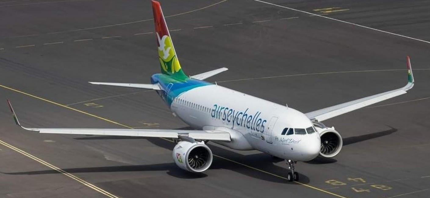 Air Seychelles COVID-19 Coronavirus Repatriation Flights Ahmedabad India
